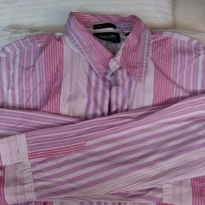 New York & Co. Striped shirt